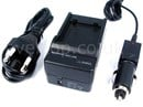 NP-BN1 Battery Charger / BC-TRN with Car Adaptor and EU Power Cable