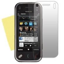 Nokia N97 Mini LCD Screen Protector with Anti-Glare
