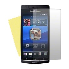 Sony Ericsson Xperia Arc S Screen Protector Film with Anti-Glare