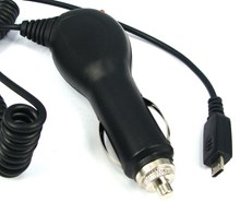 Compatible micro USB Car Charger for Xperia PLAY / Arc / Desire HD / Nexus S / Galaxy S / Replacement