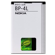 Genuine Nokia BP-4L Battery for Nokia N97 E63 E61i E71 E90 N810 6650 Flip Mobile Phones