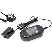 ACK-E10 AC Power Adapter with DR-E10 Coupler For Canon EOS 1100D Camera