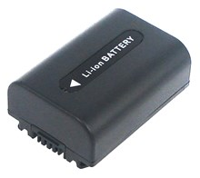 NP-FH50 Battery For SONY Digital DSLR-A390 A330 | DSC-HX100V | HDR-XR105E