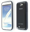 GENUINE SAMSUNG GALAXY NOTE 2 N7100 HARD CASE COVER IN BLACK EFC-1J9BB