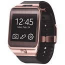 Samsung Gear 2 Smart Watch SM-R380 Gold Brown 2MP Camera - Water Resistant UK