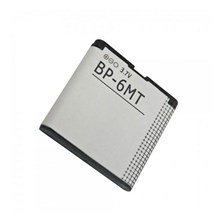 Nokia BP-6MT Battery for Nokia E51, N81 8GB, and N82