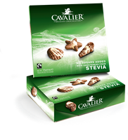 Cavalier Box Milk Sea Shells box 125g Best Before Sep 2018