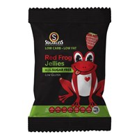 Sugarless Co Red Frog Jellies 70g