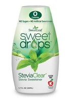 SweetLeaf SteviaClear Liquid 50ml