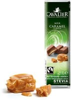 Cavalier Milk Chocolate Caramel 40g Past Best Before date Aug 17