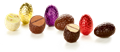 Cavalier Chocolate Easter eggs solid