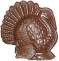 Chocolate Tabletop Turkey