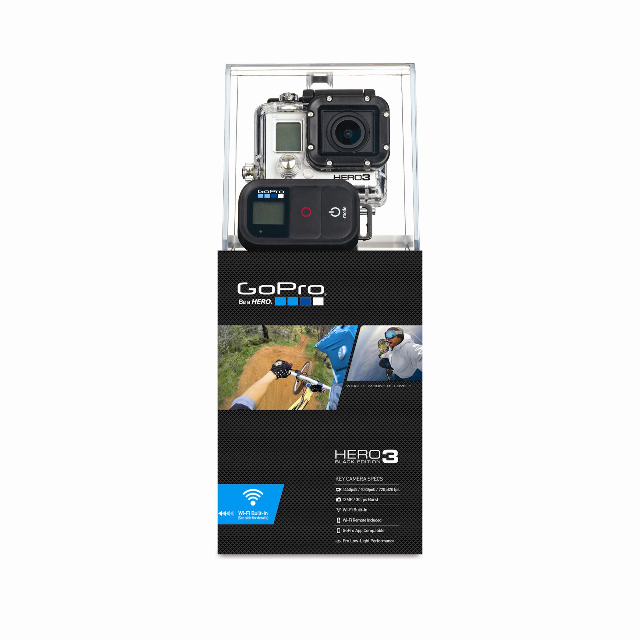 gopro hd hero 3 black edition extreme spearfishing. Black Bedroom Furniture Sets. Home Design Ideas