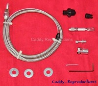 1946 - 1966 Cadillac Throttle Cable
