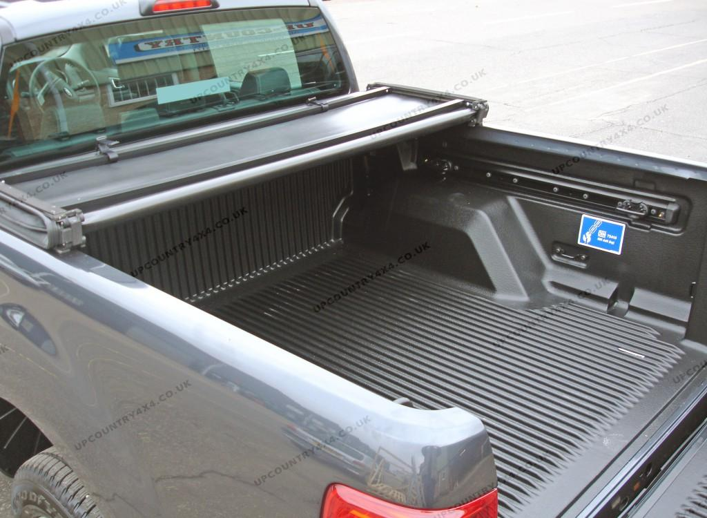 Use Bed Soft Bed Cover  Ford F Xlt