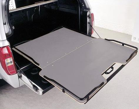 antec sliding cargo tray ford ranger  double cab  country   pick  accessories shop