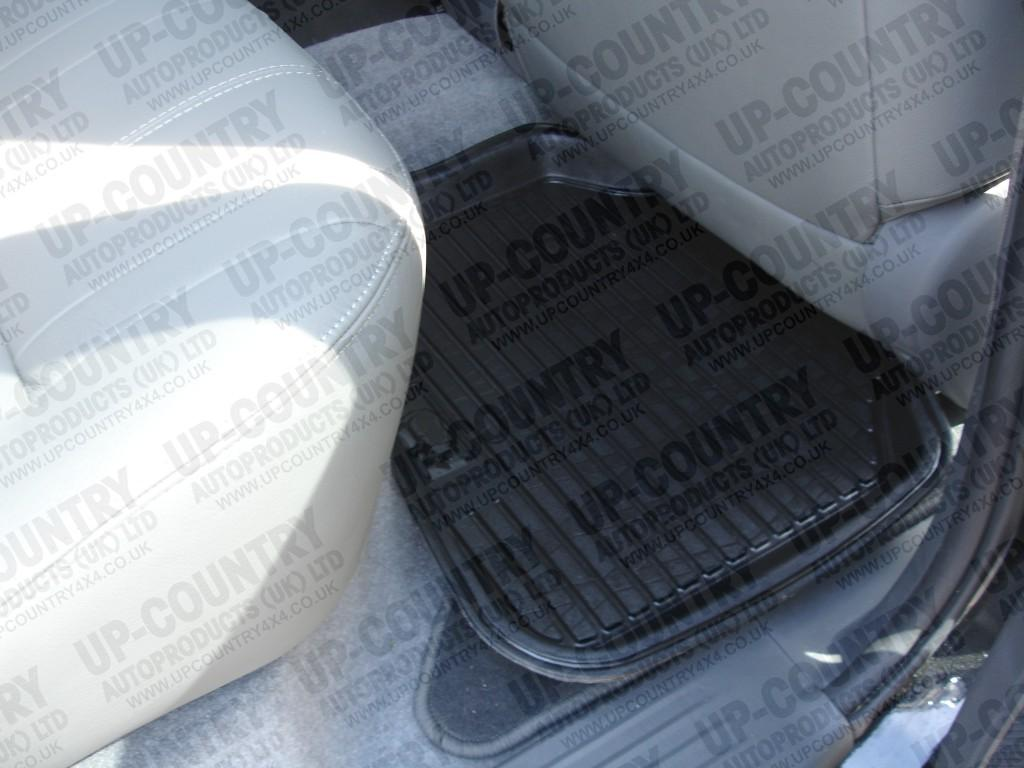 Deep Rubber Floor Mats 4pc Set Up Country 4x4 And Pick