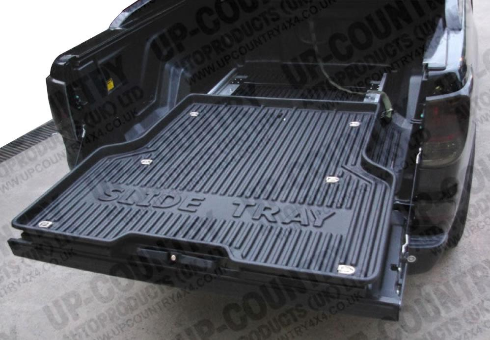 Sliding Bed Tray For Double Cab Pick Up Truck