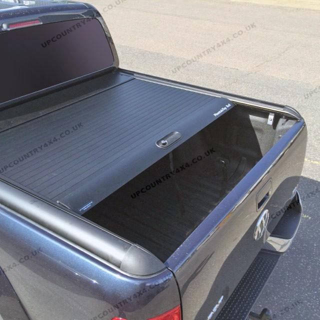 Mountain Top Roll Black Aluminium Roller Shutter Tonneau