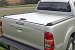 Mountain Top Roll Aluminium Roller Shutter Tonneau Cover - Toyota Hilux Double Cab