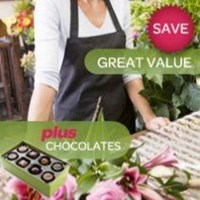 Florist's Choice Bunch With Chocolates