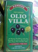 OLIVE OIL 1 GALLON
