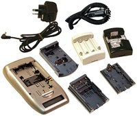 Lithium Ion Camcorder Battery Charger