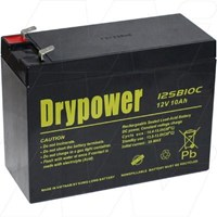 Drypower 12V 10Ah Sealed Lead Acid Battery. Replaces Century PS12100