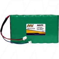 Battery suits Rover Instruments ST-4, DM16C, DM16Q television/satellite analysers