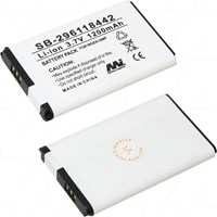 Battery for Ingenico iSMP Companion Point-of-Sale Payment Terminal