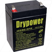 DRYPOWER 12SB2.9PR (replaces President PE2.7-12  PE12v2.7Ah)
