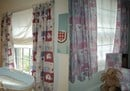 Elephant design nursery curtains SPECIAL OFFER