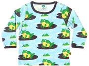 ON SALE - Baby tee - Frogs