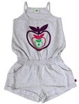 ON SALE Girls Jumpsuit - Grey