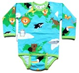 ON SALE JNY Organic bodysuit Our World