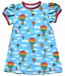 ON SALE Snoozy hot air balloon dress
