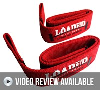 Axle Deadlift Straps