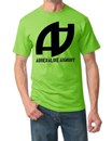 Adrenaline Armory BASIC T-Shirt - Lime