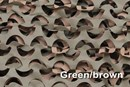 CamoSystems Bulk Pro Series Green/Brown Camo Netting Ultra-Lite