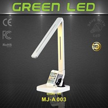 Multifunctional LED Desk Lamp with iPhone Charger and USB interface