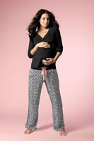 HOTmilk - VINTAGE DREAM FLORAL PRINT MATERNITY PJ PANTS