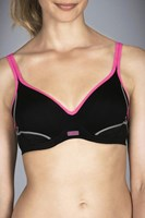 Berlei Electrify Contour Sports Bra  Black or White