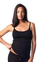 HOTmilk Motherhood -  MY EVERYDAY CAMISOLE  F-H CUPS   Black
