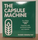 Capsule Machine - Size 00