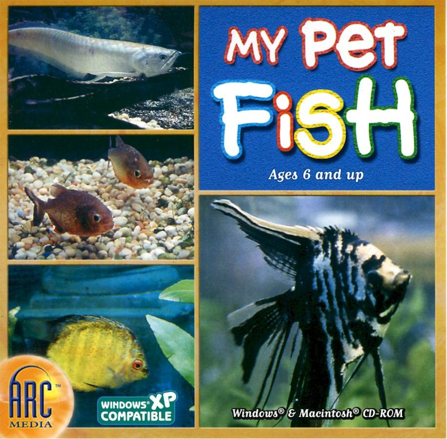 My pet fish download version childrens educational for Pet fish games