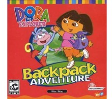 Dora the Explorer Backpack Adventure
