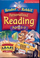 Reader Rabbit Personalised Reading 6-9 (32-bit only)