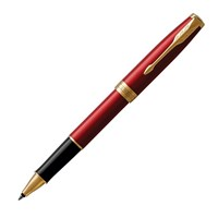 Parker Sonnet Ruby<br/>Red Gold Trim Rollerball