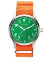 POP-PILOT® Summer Hits 42mm<br/>PUJ Edition Orange Strap Watch