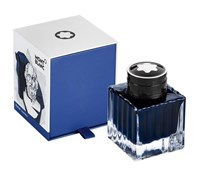 Montblanc Homer Writer Series<br/>Greek Blue 50ml Bottled Ink